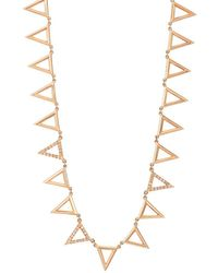 Eva Fehren - Apex Chainsaw Necklace - Lyst