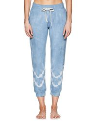 Electric and Rose - Kinney Tie-dyed Fleece Jogger Pants - Lyst