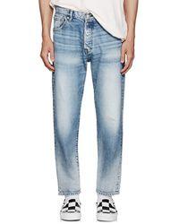 Edwin - Marlon Selvedge-denim Slim Jeans - Lyst