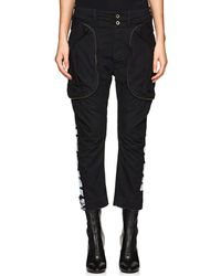 Faith Connexion - Thedrop@barneys: new York Cotton Cargo Pants - Lyst