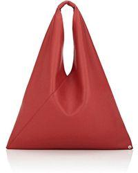 MM6 by Maison Martin Margiela - Triangle Bag - Lyst