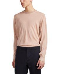 Lanvin - Cashmere Crewneck Sweater - Lyst