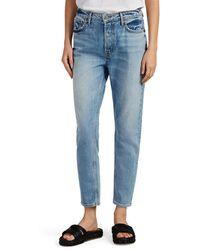 GRLFRND - Kiara Tomboy Boyfriend Jeans - Lyst
