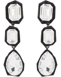 Ambush - Crystal-embellished Drop Earrings - Lyst