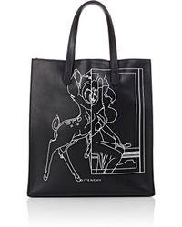 135d6a332d Givenchy - Stargate Bambi Medium Shopper Tote Bag - Lyst