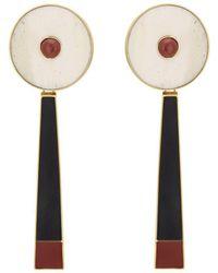 Monica Sordo - Icayu Drop Earrings - Lyst