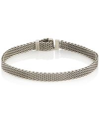 Title Of Work - Adjustable Micro-mesh Bracelet - Lyst