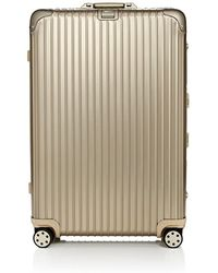 Rimowa - Topas Titanium 32 Multiwheel® Suitcase - Lyst