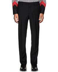 Givenchy - Wool-mohair Slim Trousers - Lyst