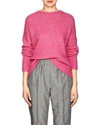 Helmut Lang - Brushed Knit Wool-blend Sweater - Lyst