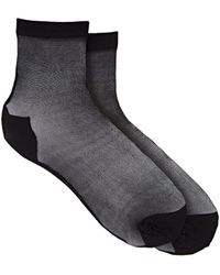 The Great Eros - Sheer Ankle Socks - Lyst