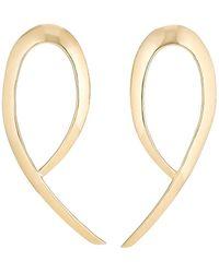Jennifer Fisher - Xl Root Earrings - Lyst