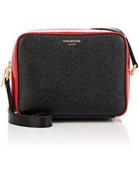 Thom Browne - Mini Leather Business Bag - Lyst