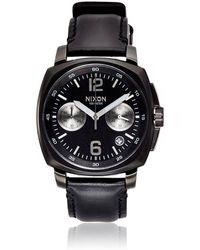 Nixon - Charger Chrono Watch - Lyst