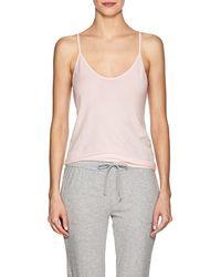 Skin - Pima Cotton Jersey Camisole - Lyst