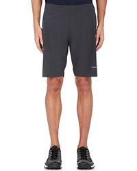 Isaora Running Shorts - Gray