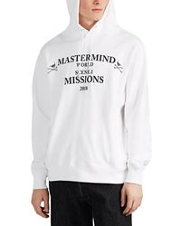 Mastermind Japan - missions Cotton Hoodie - Lyst