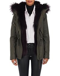 Sam. - Luxe Mini Limelight Fur - Lyst