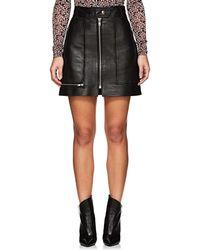 Étoile Isabel Marant - Alynna Leather Miniskirt - Lyst