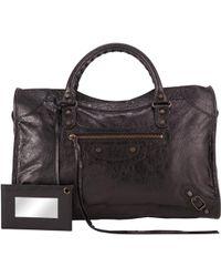Balenciaga - Arena Leather Classic City Bag - Lyst