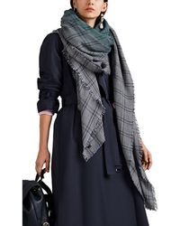Barneys New York - Alix Cashmere-silk Scarf - Lyst