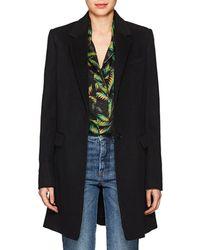 A.L.C. - Arnette Embellished Wool Coat - Lyst