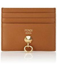 Fendi - Abclick Card Case - Lyst