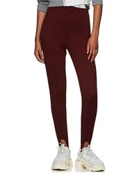 Undercover - Jersey Stirrup Trousers - Lyst