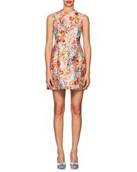 Valentino - Floral Wool - Lyst