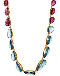 Judy Geib - Teardrop-link Necklace - Lyst