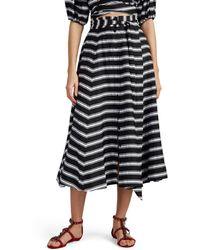 Lisa Marie Fernandez - Beach Skirt - Lyst