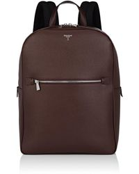 Serapian - Evolution Leather Backpack - Lyst