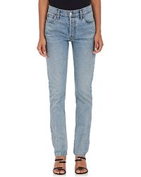RE/DONE - The Crawford Straight Jeans - Lyst