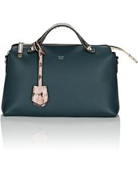 Fendi - By The Way Small Leather Shoulder Bag - Lyst 8c0297a0a1245