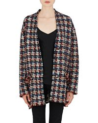 Isabel Marant - Jamsy Wool-blend Tweed Cardigan - Lyst