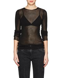 Helmut Lang | Cotton Long | Lyst