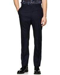Officine Generale - Jacques Worsted Wool Straight - Lyst