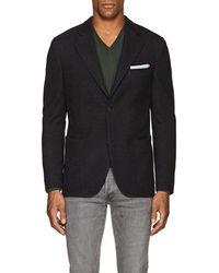 Boglioli - Casati Wool-cotton Two-button Sportcoat - Lyst