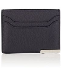 Tod's - Classic Shaped Cardholder - Lyst