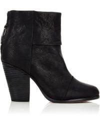 Rag & Bone - Newbury Ankle Boots - Lyst