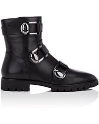 Stella Luna - Leather Ankle Boots - Lyst