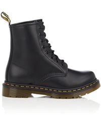 Dr. Martens | 1460 Leather Ankle Boots | Lyst