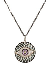 Ileana Makri - Dawn Pendant Necklace - Lyst