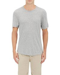 James Perse - Cotton Jersey T - Lyst