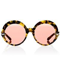 Karen Walker - Romancer Sunglasses - Lyst