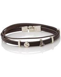 Zadeh Kelly Wrap Bracelet