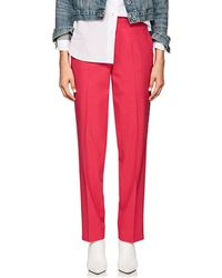Rag & Bone - Oman Wool Crepe Trousers - Lyst