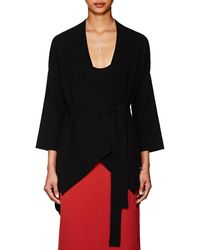 Narciso Rodriguez - Cashmere Wrap Cardigan - Lyst