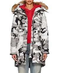 Canada Goose - Rossclair Camouflage Tech - Lyst
