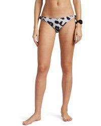 Mikoh Swimwear - Valencia Leopard-print Bikini Bottom - Lyst